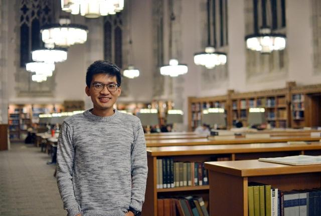 Chàng trai Bến Tre giành học bổng tiến sĩ Kinh tế toàn phần của ĐH Yale - 4