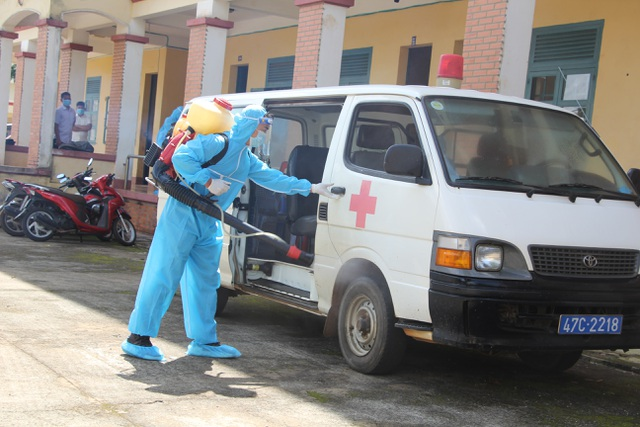 Đắk Lắk: 2 ca dương tính SARS-CoV-2 sau khi dự đám cưới, đi du lịch Đà Nẵng - 3