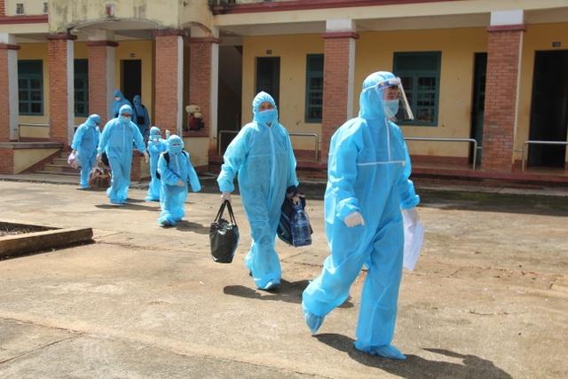 Đắk Lắk: 2 ca dương tính SARS-CoV-2 sau khi dự đám cưới, đi du lịch Đà Nẵng - 4