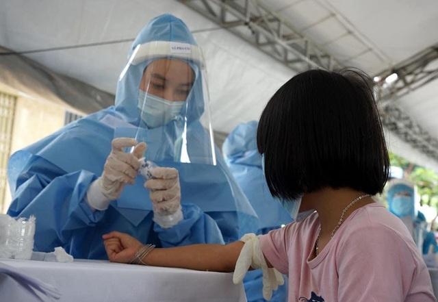 Thêm ca mắc Covid-19 ở Quảng Ngãi sau khi đi chăm người ốm tại Đà Nẵng - 1