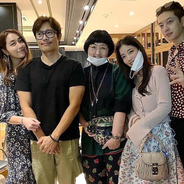 """Hôn nhân viên mãn của Lee Byung Heon bên mỹ nhân """"Vườn sao băng"""" - 5"""