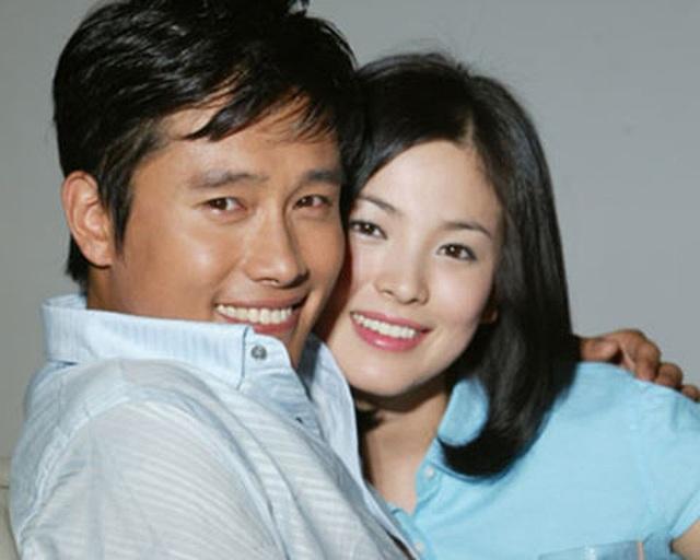 """Hôn nhân viên mãn của Lee Byung Heon bên mỹ nhân """"Vườn sao băng"""" - 2"""