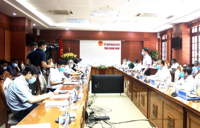 Quảng Nam: Có cơ hội chặn các nguồn lây, ngăn Covid-19 lan trong cộng đồng - 1