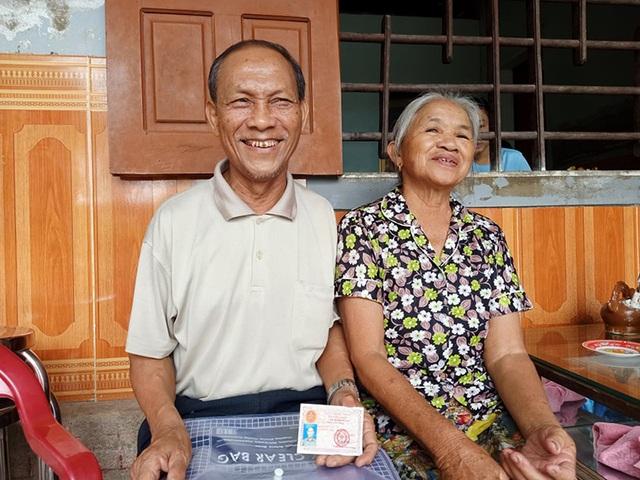 Nụ cười hạnh phúc của cựu binh sau hàng chục năm đi đòi quyền lợi - 4