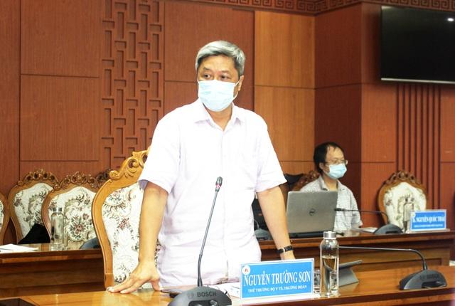 Quảng Nam: Có cơ hội chặn các nguồn lây, ngăn Covid-19 lan trong cộng đồng - 2