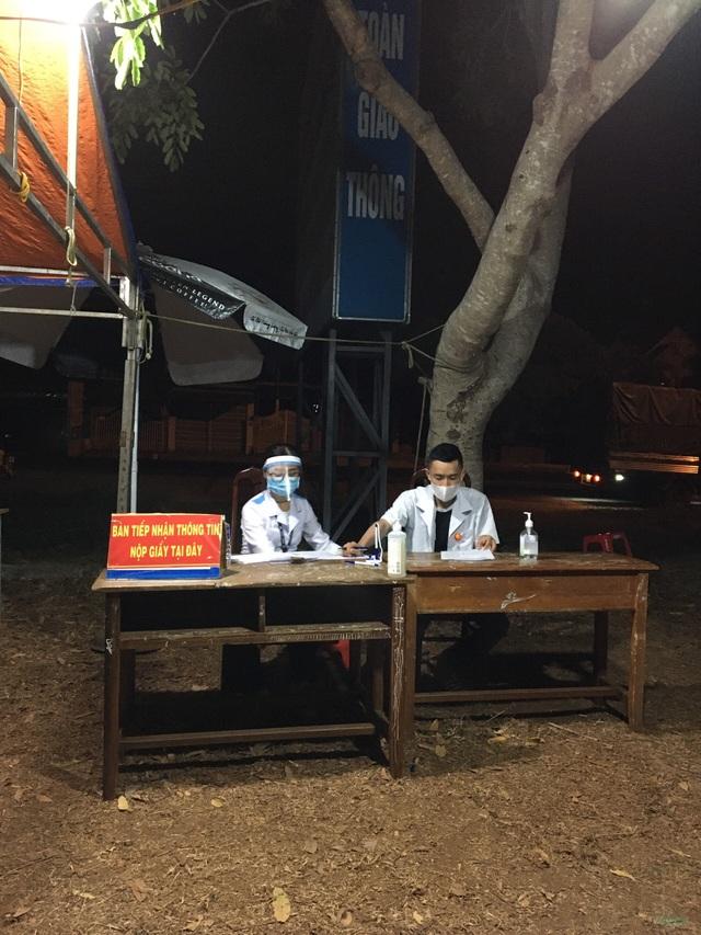 Đắk Lắk: Hàng trăm sinh viên tình nguyện xung phong chống dịch Covid-19 - 3