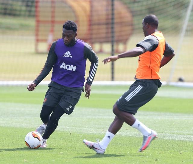 Man Utd luyện công chuẩn bị trở lại Europa League - 15