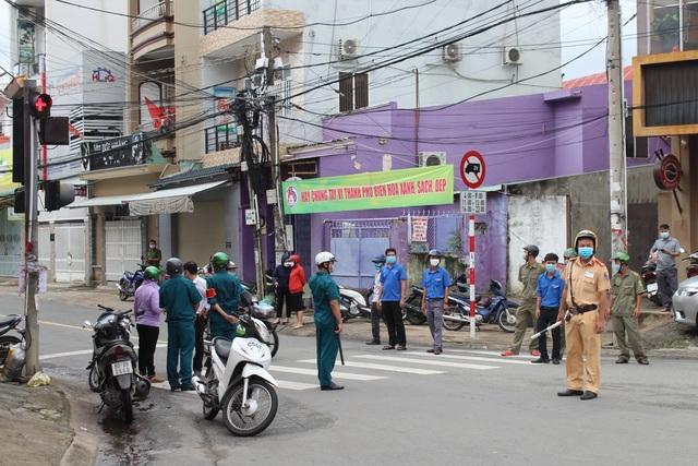 Phong tỏa 1 tuyến đường ở TP Biên Hòa trong 14 ngày - 1