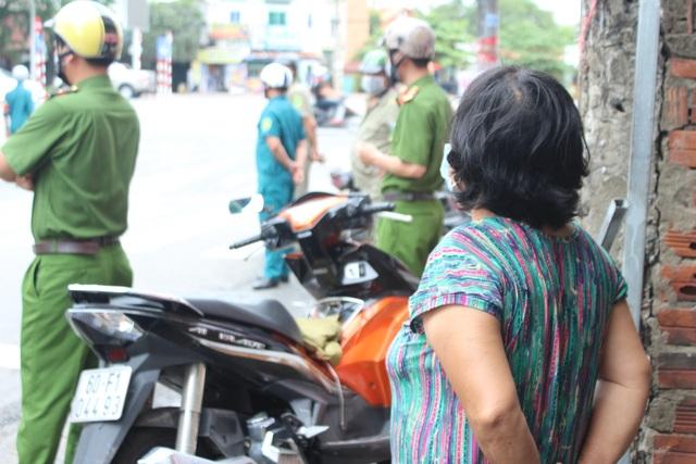 Phong tỏa 1 tuyến đường ở TP Biên Hòa trong 14 ngày - 3
