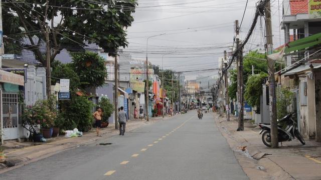 Phong tỏa 1 tuyến đường ở TP Biên Hòa trong 14 ngày - 5