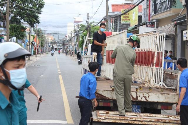 Phong tỏa 1 tuyến đường ở TP Biên Hòa trong 14 ngày - 6