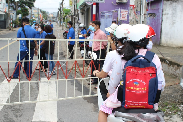 Phong tỏa 1 tuyến đường ở TP Biên Hòa trong 14 ngày - 8
