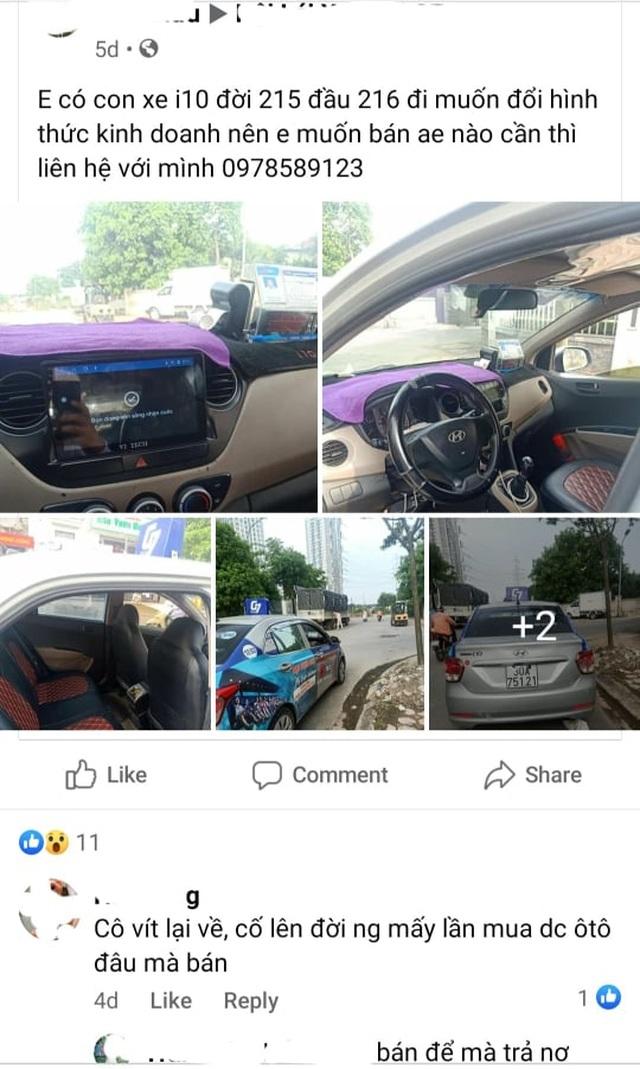 Hà Nội: Lái xe taxi điêu đứng vì Covid-19 - 4