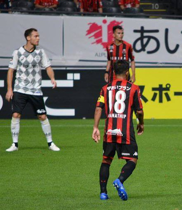 Chanathip đi vào lịch sử giải vô địch Nhật Bản - 1