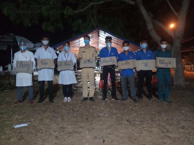 Đắk Lắk: Hàng trăm sinh viên tình nguyện xung phong chống dịch Covid-19 - 4