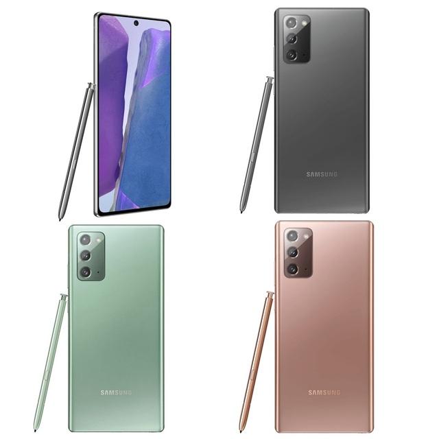 """Lộ giá bán """"chát"""" của bộ đôi Galaxy Note20 và Galaxy F Fold 2 sắp ra mắt - 1"""