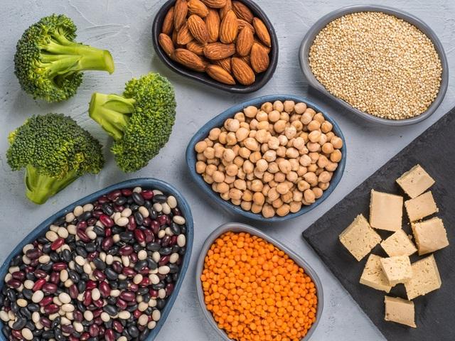 Chế độ ăn giàu protein từ thực vật giảm nguy cơ tử vong vì bệnh tật - 2