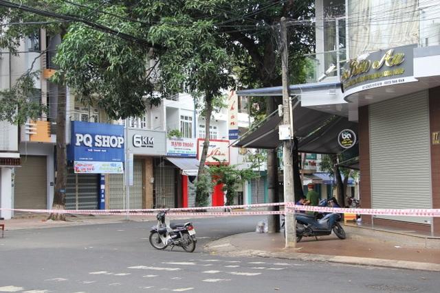 Thủ phủ cà phê Buôn Ma Thuột vắng lặng trong ngày đầu cách ly xã hội - 16