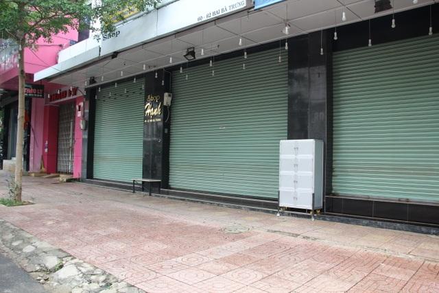 Thủ phủ cà phê Buôn Ma Thuột vắng lặng trong ngày đầu cách ly xã hội - 13