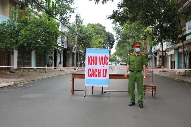 Thủ phủ cà phê Buôn Ma Thuột vắng lặng trong ngày đầu cách ly xã hội - 2