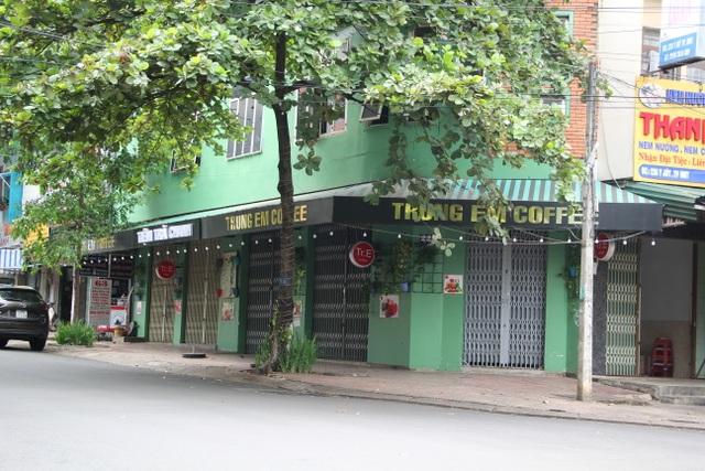 Thủ phủ cà phê Buôn Ma Thuột vắng lặng trong ngày đầu cách ly xã hội - 7