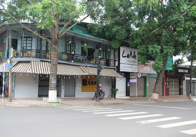 Thủ phủ cà phê Buôn Ma Thuột vắng lặng trong ngày đầu cách ly xã hội - 6