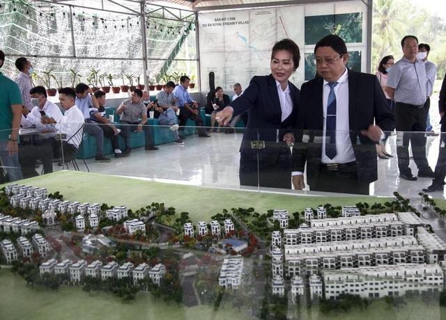 Khởi công xây dựng khu biệt thự nghỉ dưỡng Royal Streamy Villas - 2