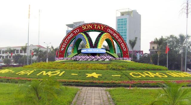 """Nhìn Quảng Ninh, nghĩ đến """"số phận long đong"""" của Sơn Tây (Hà Nội) - 1"""