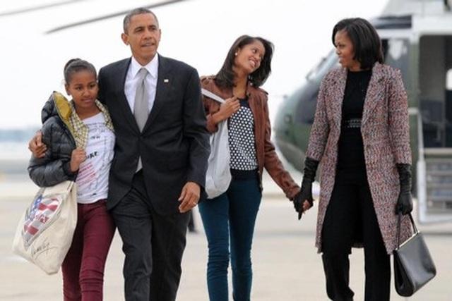 Nguyên tắc vàng nuôi dạy con khiến cựu Tổng thống Mỹ Barack Obama trở thành ông bố quốc dân - 2