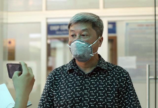 Thứ trưởng Y tế xin phép Thủ tướng ở lại Đà Nẵng hết dịch Covid-19 mới về! - 1