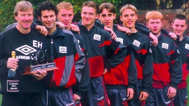 """""""Dòng máu trẻ"""" là bệ phóng để Man Utd vươn tầm - 2"""