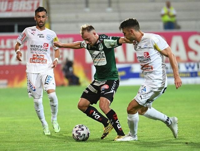 Trận đấu ở giải bóng đá châu Âu bị tố bán độ với tỷ số 9-0 - 1