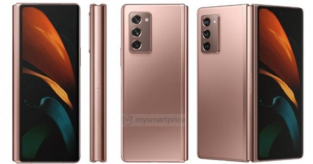 """Lộ giá bán """"chát"""" của bộ đôi Galaxy Note20 và Galaxy F Fold 2 sắp ra mắt - 3"""