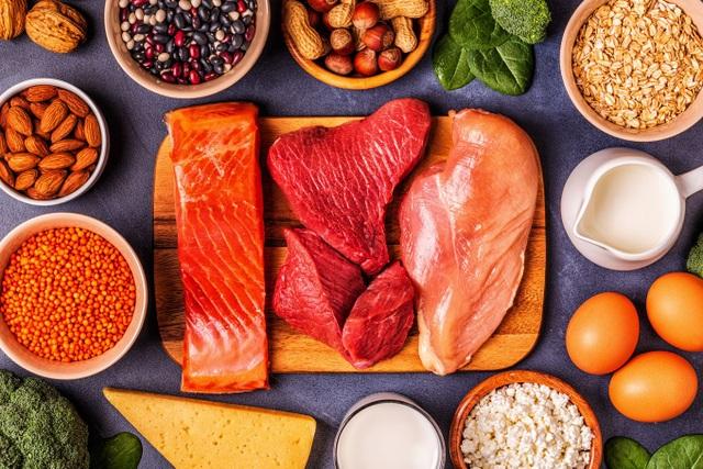 Chế độ ăn giàu protein từ thực vật giảm nguy cơ tử vong vì bệnh tật - 1