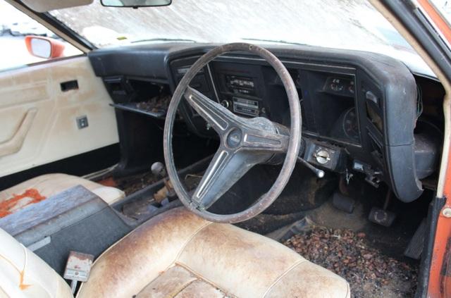 Xe đồng nát bị bỏ hoang 32 năm bỗng bán được giá kỷ lục - 8