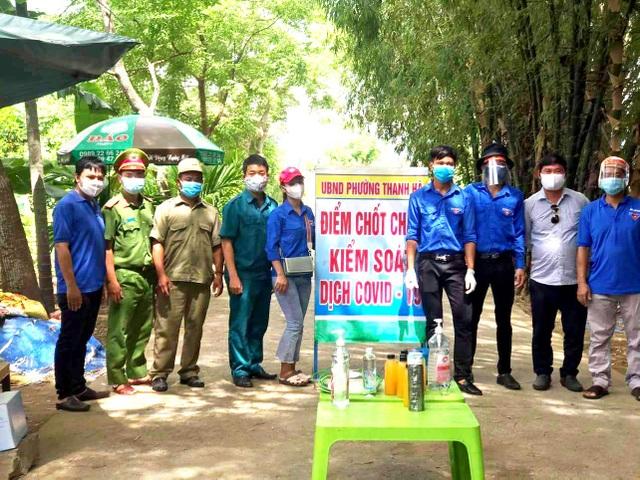 Tuổi trẻ Quảng Nam chung tay chống dịch Covid-19 - 1