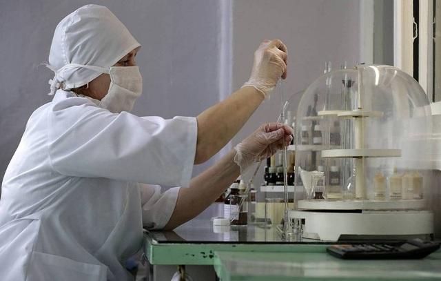 Thuốc trị Covid-19 của Nga có kết quả thử nghiệm khả quan - 1