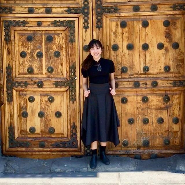 Cô gái 9x gây tiếng vang với triển lãm chiếu cói Việt trên đất Mỹ - 5