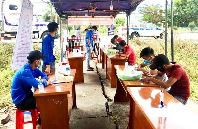 Tuổi trẻ Quảng Nam chung tay chống dịch Covid-19 - 2