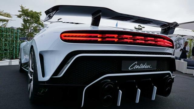CR7 vung tiền mua siêu xe đắt nhất thế giới Bugatti Centodieci - 13