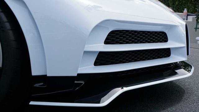 CR7 vung tiền mua siêu xe đắt nhất thế giới Bugatti Centodieci - 4