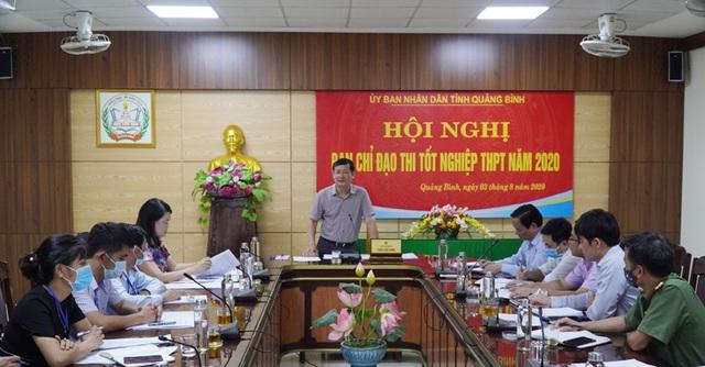 Quảng Bình: Không điều động giáo viên về từ vùng dịch coi thi tốt nghiệp - 1
