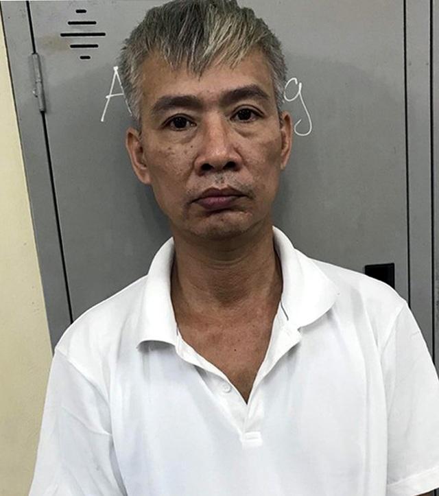 Hà Nội: Đeo khẩu trang, đội mũ kín đáo rồi ra tay giết người - 1