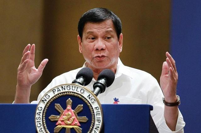 Tổng thống Philippines cấm hải quân diễn tập chung trên Biển Đông - 1