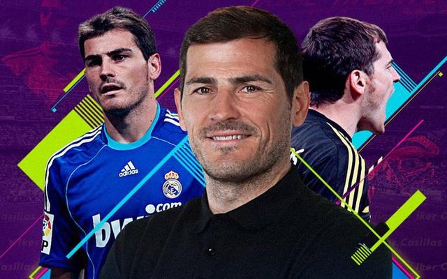 Iker Casillas tuyên bố giải nghệ ở tuổi 39 - 1