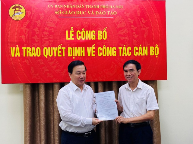 Trường liên cấp Tây Hà Nội ra mắt hệ Trung học phổ thông - 1
