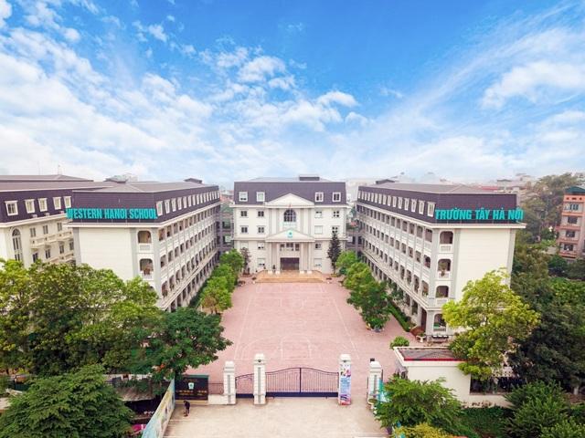 Trường liên cấp Tây Hà Nội ra mắt hệ Trung học phổ thông - 2