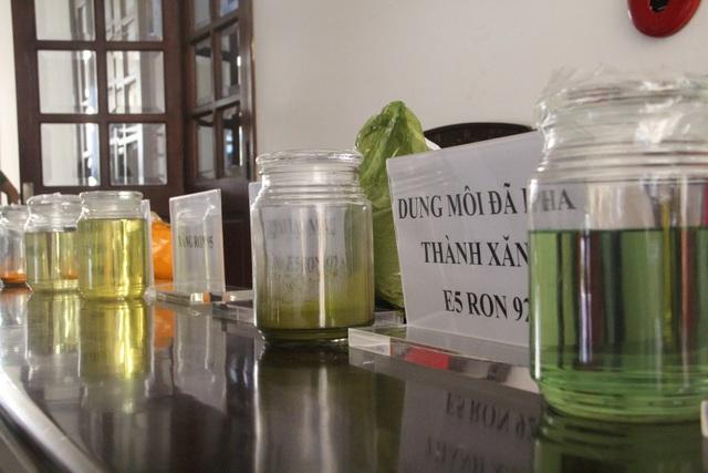 Gần 400 cửa hàng tiêu thụ xăng giả của đại gia Trịnh Sướng - 1
