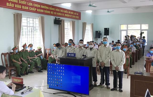Tổ chức cho người Trung Quốc nhập cảnh trái phép, 6 bị cáo lãnh 25 năm tù - 2