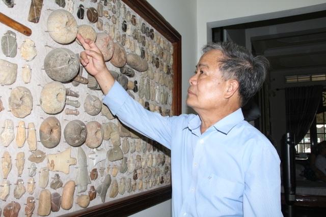Người đàn ông dành cả thanh xuân để sưu tầm đá cổ - 4